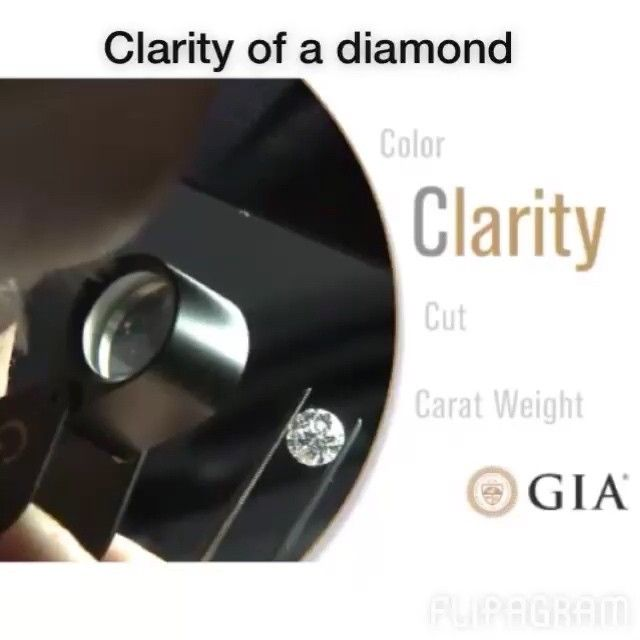 The second C of a diamond is Clarity. As we all know, a diamond is formed under extreme heat and pressure. Due to this process of formation, it is rare to find a diamond with no internal or surface reaching inclusion at all. Inclusions are a by product of diamond formation and help gemologists separate a natural diamond from synthetics and lookalikes. #diamond #diamonds #diamondlife #diamondlessons #lessons #Devrajnenseejewellers #india #chennai #gem #gems #gemology…