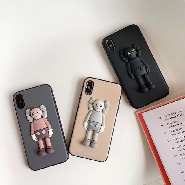 Account Suspended Kaws Toys Iphone Cases Iphone