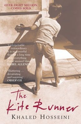 """""""The Kite Runner"""", by Khaled Hosseini - challenged for offensive language and violence."""