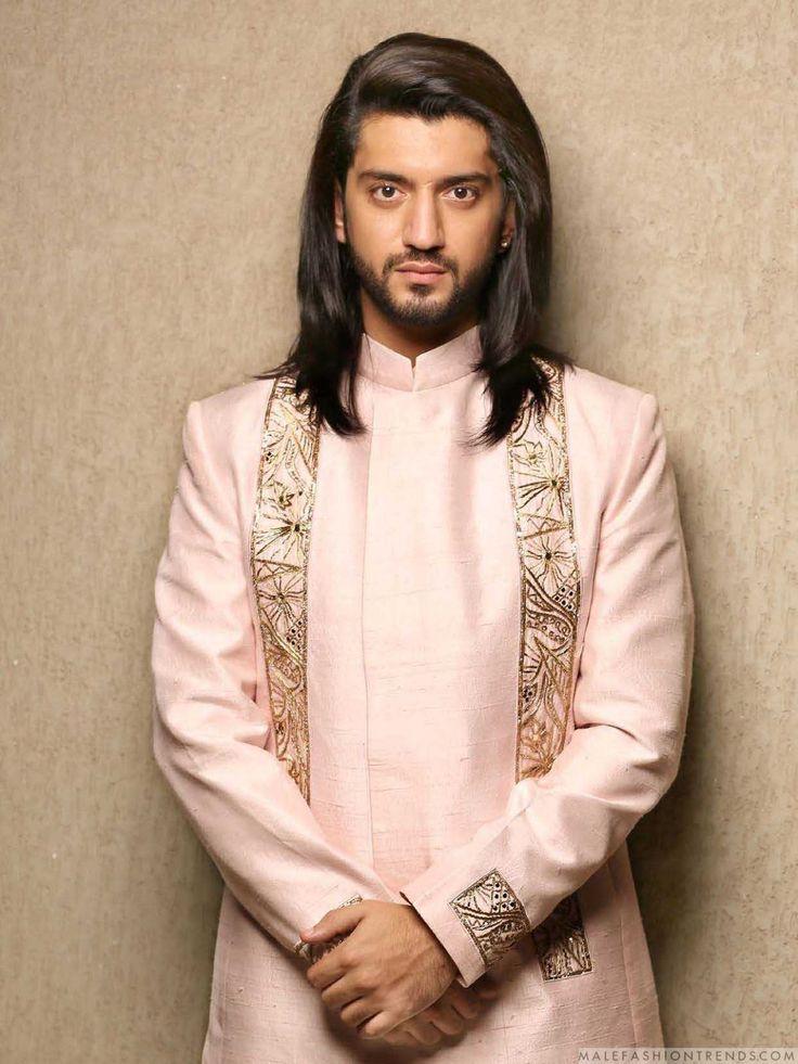Male Fashion Trends: Kunal Jaisingh viste tradicionales trajes para iCraze Magazine