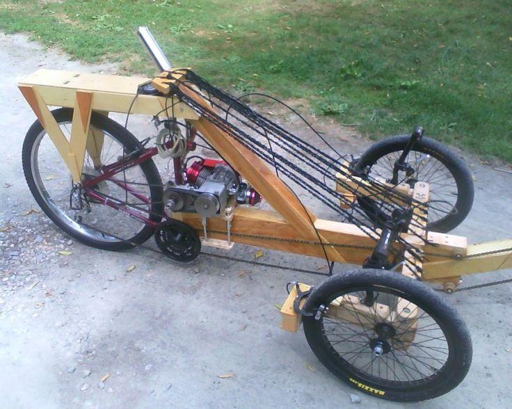 motorized recumbent tadpole w cvt pics motorized bicycle engine kit forum bicicletas y motos. Black Bedroom Furniture Sets. Home Design Ideas
