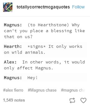 It's a pjo reference....... to a book in the same universe by the same author....... I love it give me more