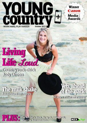 We love Young Country's new eZine, with digital features to make a great read even better. Click through to the website to download a free copy.