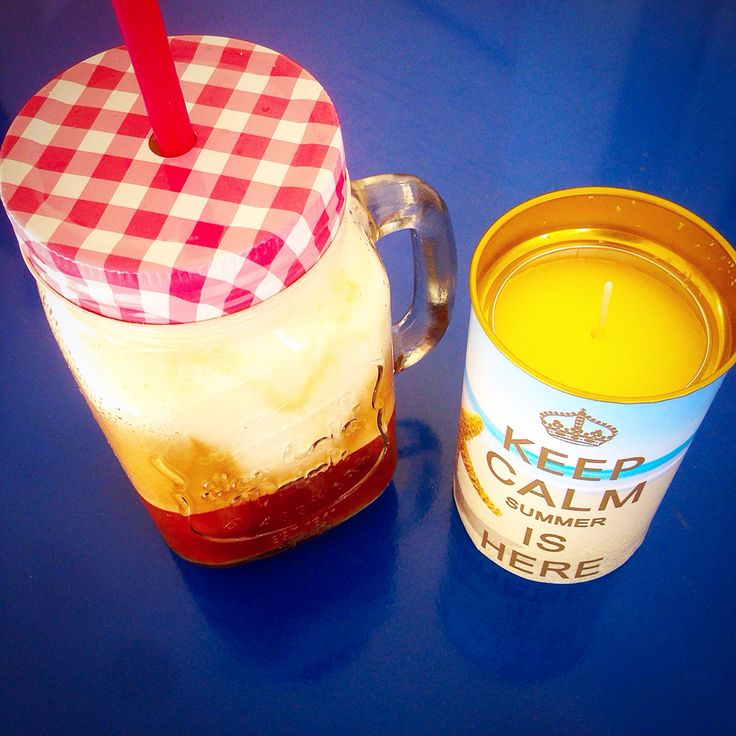 Keep calm... Summer is here !!! #summer #coffee #vintage_stuff #vintage_style #vintage