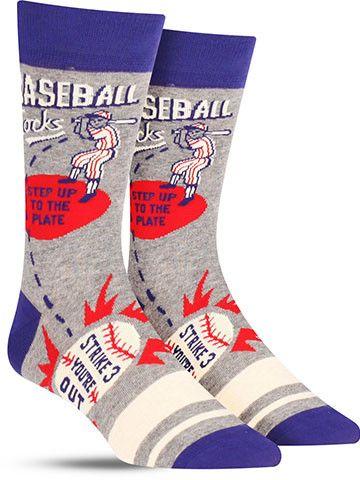 Baseball Socks | Mens