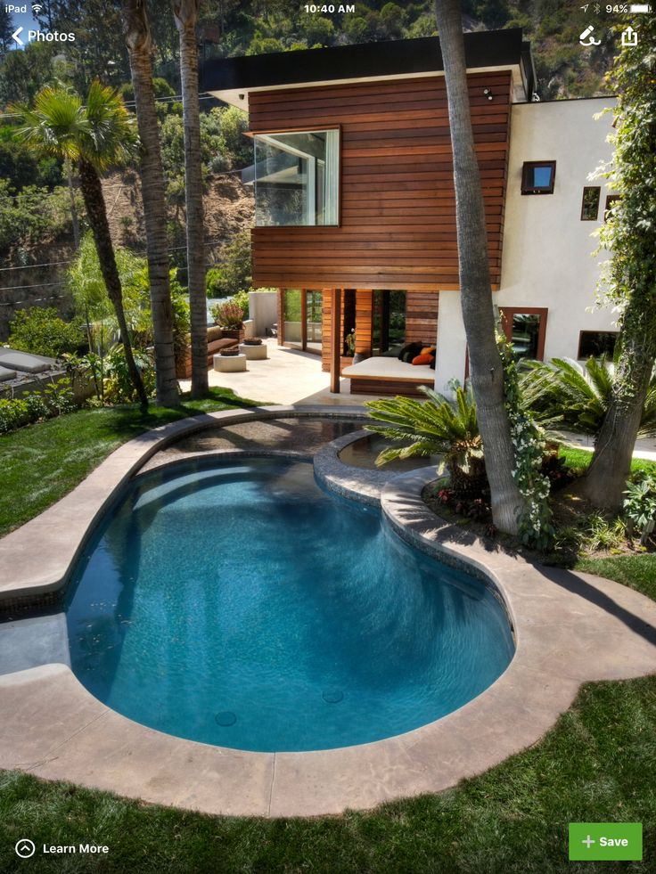 60 spectacular kidney shaped swimming pools for