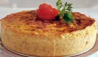 Primavera da Vida: Torta de batata com queijo e fiambre