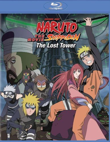 Naruto: Shippuden - The Movie: The Lost Tower [Blu-ray] [2002]