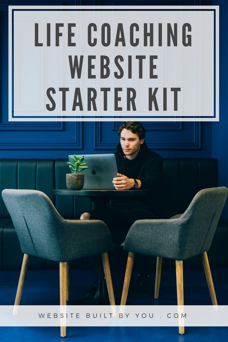 Create your life coaching website with this website starter kit. Use my free website tutorials and content to build a life coaching website instantly.
