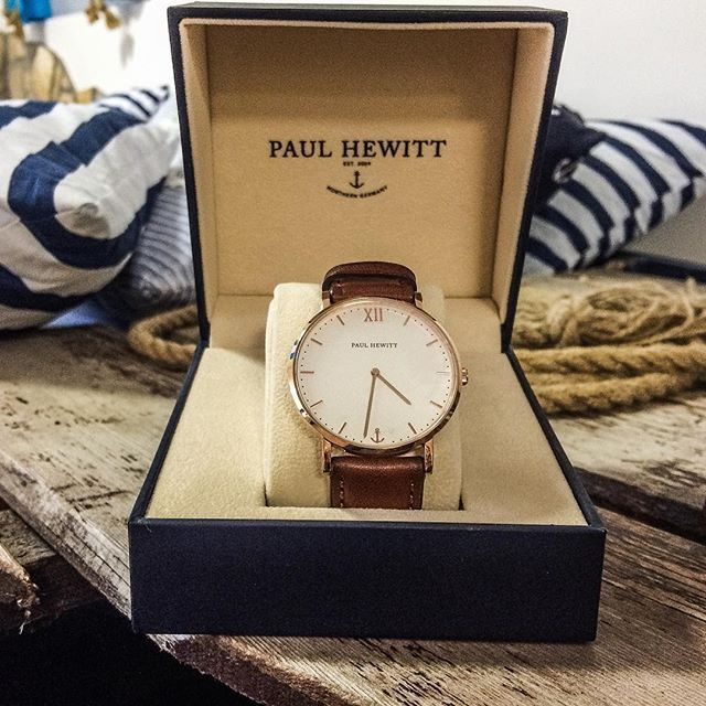 Our new packaging looks great! ❤️⚓ #getAnchored #paulhewitt