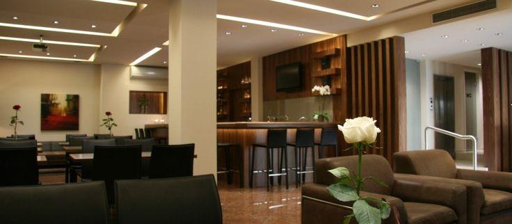 Alexakis Hotel lobby