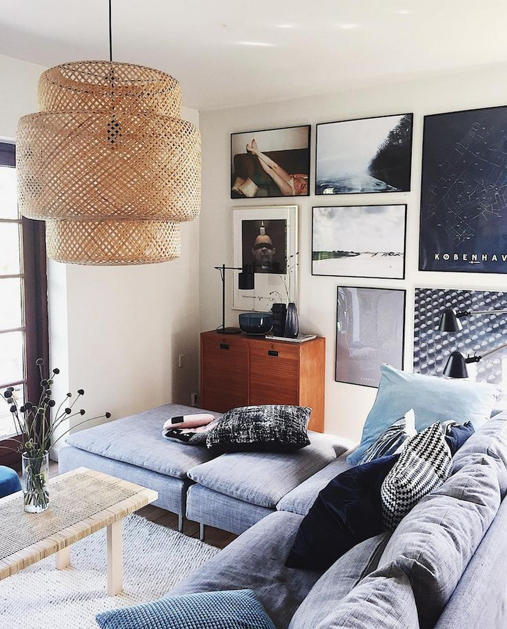my scandinavian home: A Relaxed Mid-century Inspired Danish Home