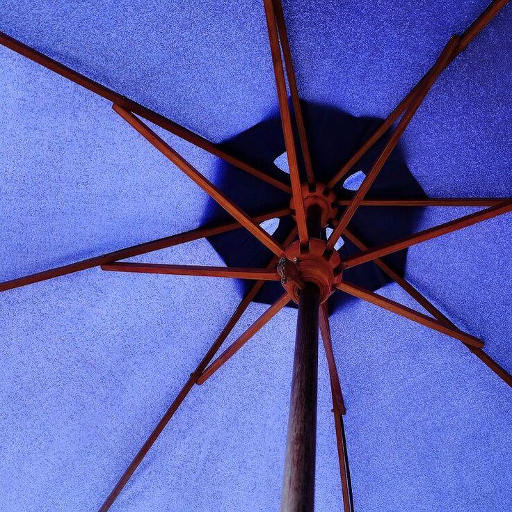 Umbrella for table