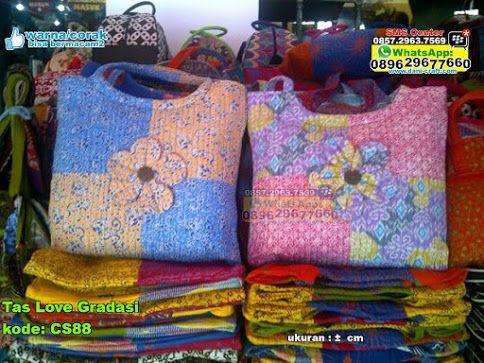 Tas Love Gradasi Hub: 0895-2604-5767 (Telp/WA)tas batik,tas batik jogja,tas batik murah,tas batik unik,tas batik perca,tas batik grosir,grosir tas batik murah,souvenir tas batik,souvenir tas batik murah,souvenir pernikahan tas batik,jual tas batik,jual souvenir tas batik  #souvenirtasbatik #tasbatikunik #jualsouvenirtasbatik  #tasbatikperca #souvenirtasbatikmurah #tasbatikmurah #grosirtasbatikmurah #souvenir #souvenirPernikahan