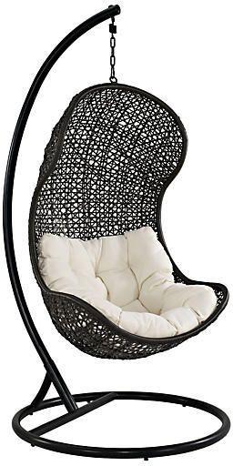 One Kings Lane Bermuda Patio Swing Chair