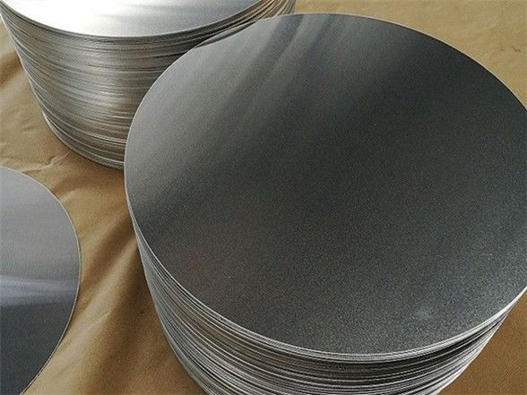 Fry Pan Lightweight Round Aluminum Discs 1 8mm 1100 Aluminum Circle Blanks Aluminum Tableware