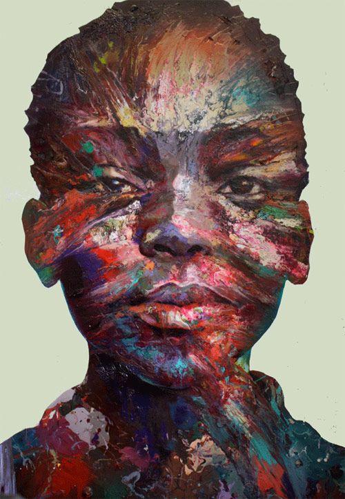 Fantastic paintings by Matt Small  http://www.booooooom.com/2012/02/06/artist-painter-matt-small/