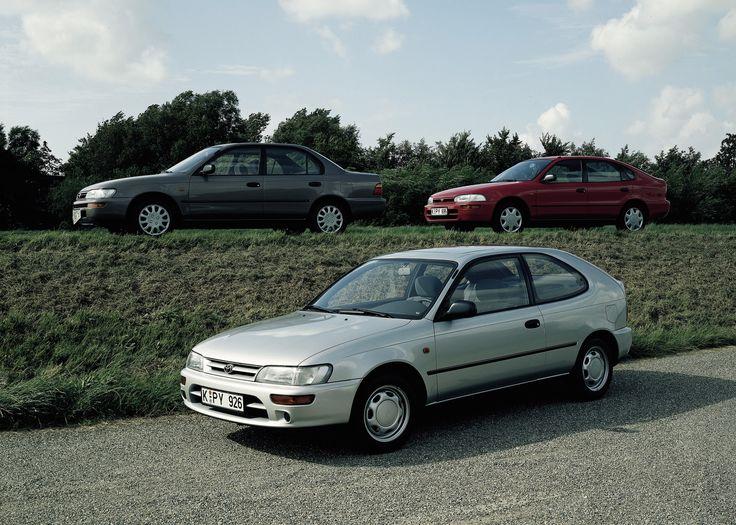 Toyota Corolla   1992 Best Car Ever Haha