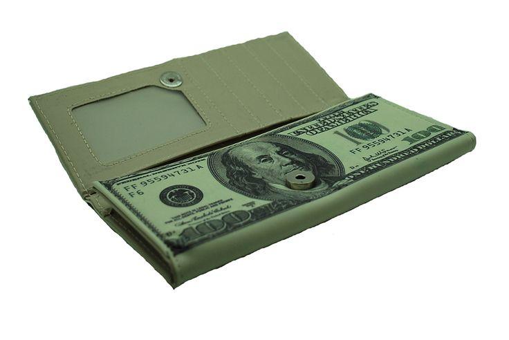 Billetera Larga Dolar http://www.tuttematute.cl/billetera-larga-dolar
