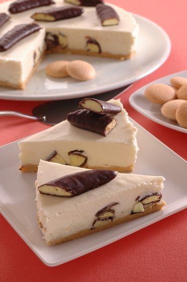 Hriešne dobrá: Nepečená torta z bielej čokolády