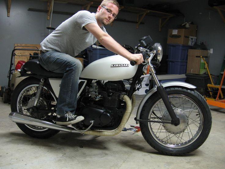 bike (800×600)   inspiration for my kz400   pinterest