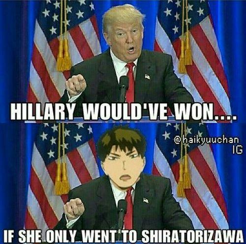 haikyuu funny ushiwaka