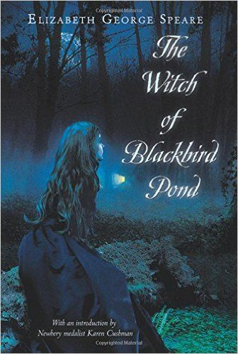 The Witch of Blackbird Pond: Elizabeth George Speare: Sixteen-year-old Kit Tyler is marked by suspicion and disapproval from the moment she arrives on the unfamiliar shores of colonial Connecticut in 1687. Alone and desperate, she has been forced to leave her beloved home on the island of Barbados and join a family she has never met. Torn between her quest for belonging and her desire to be true to herself, Kit struggles to survive in a hostile place. Just when it seems she must give up, she…