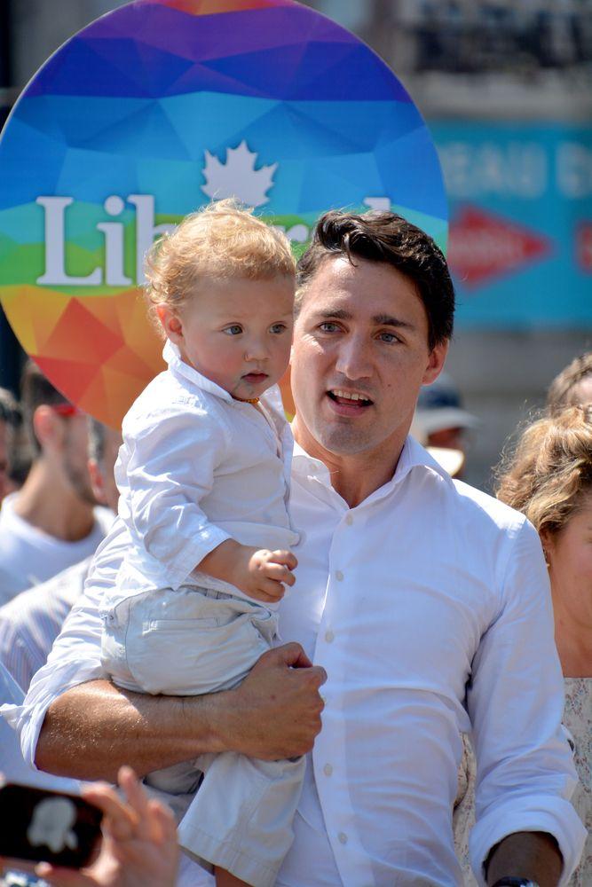 """Vogue Sexiest Men Alive"" Canada's Prime Minister Justin Trudeau."
