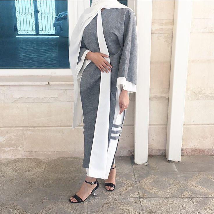 IG: La.Femme_ || Modern Abaya Fashion || IG: Beautiifulinblack