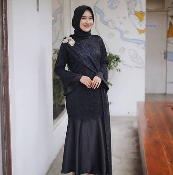Model Model Baju Duyung Brokat 28