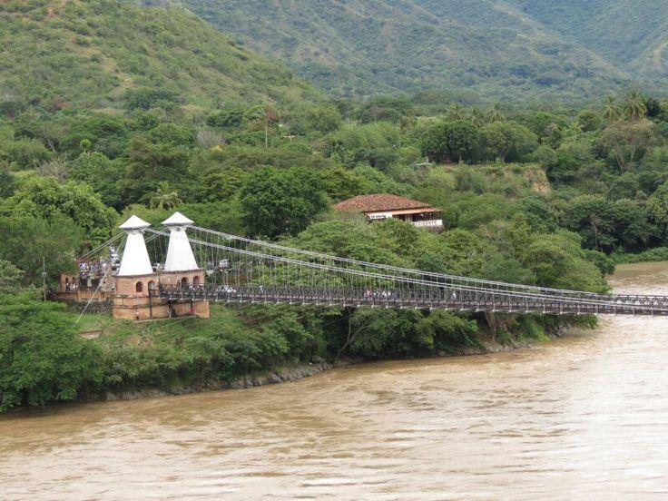Puente de occidente. Santa Fe de Antioquia
