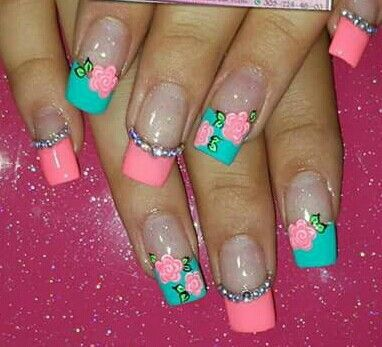 Nails on Pinterest