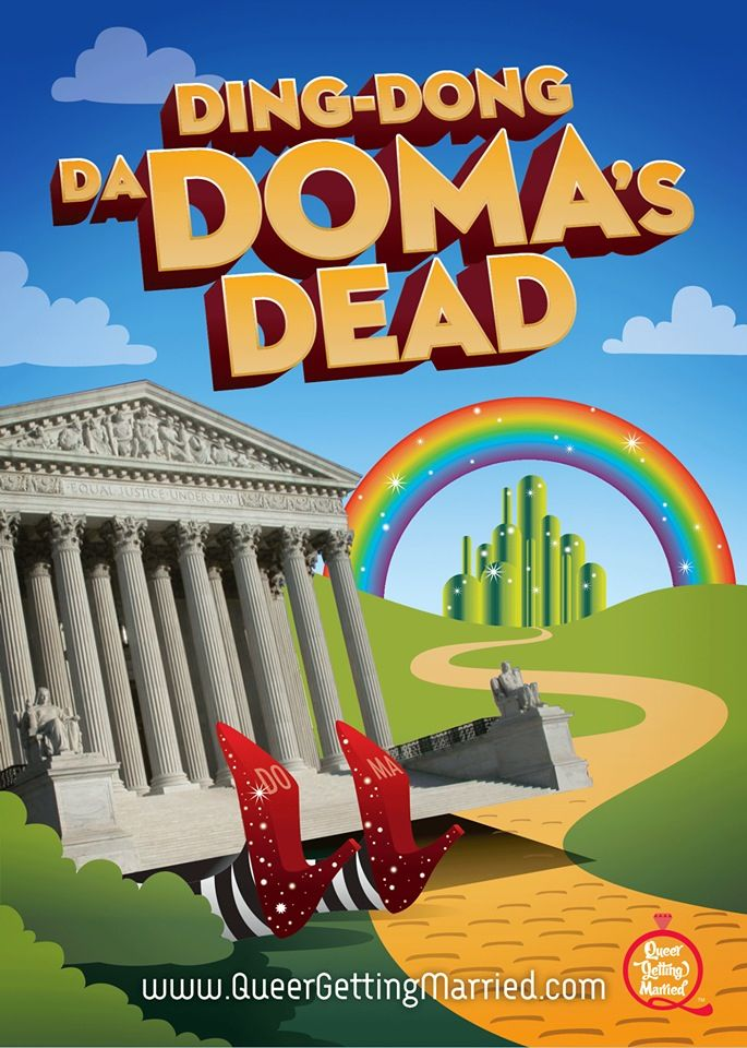 DOMA is DEAD!