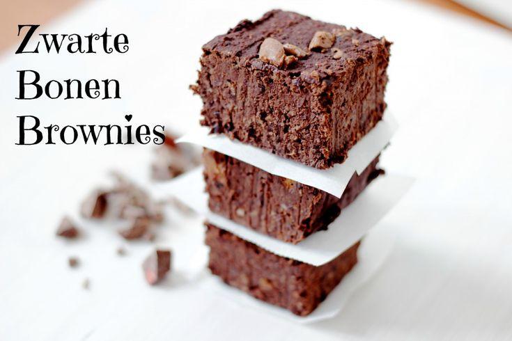 Zwarte Bonen Brownies | De Bakparade