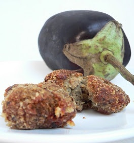 Thermomix Recipes: Aubergine Croquettes with Thermomix