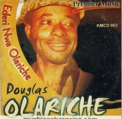 Douglas Olariche - Ederi Nwa Olariche - CD