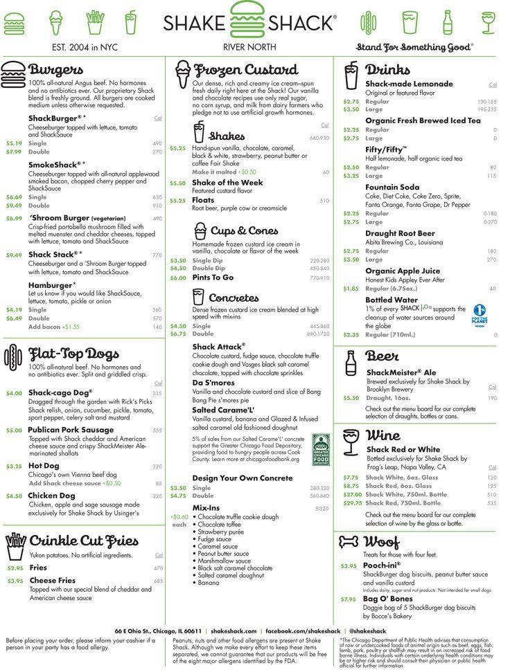 517 best images about restaurant menu design on pinterest - Garden state plaza mall restaurants ...