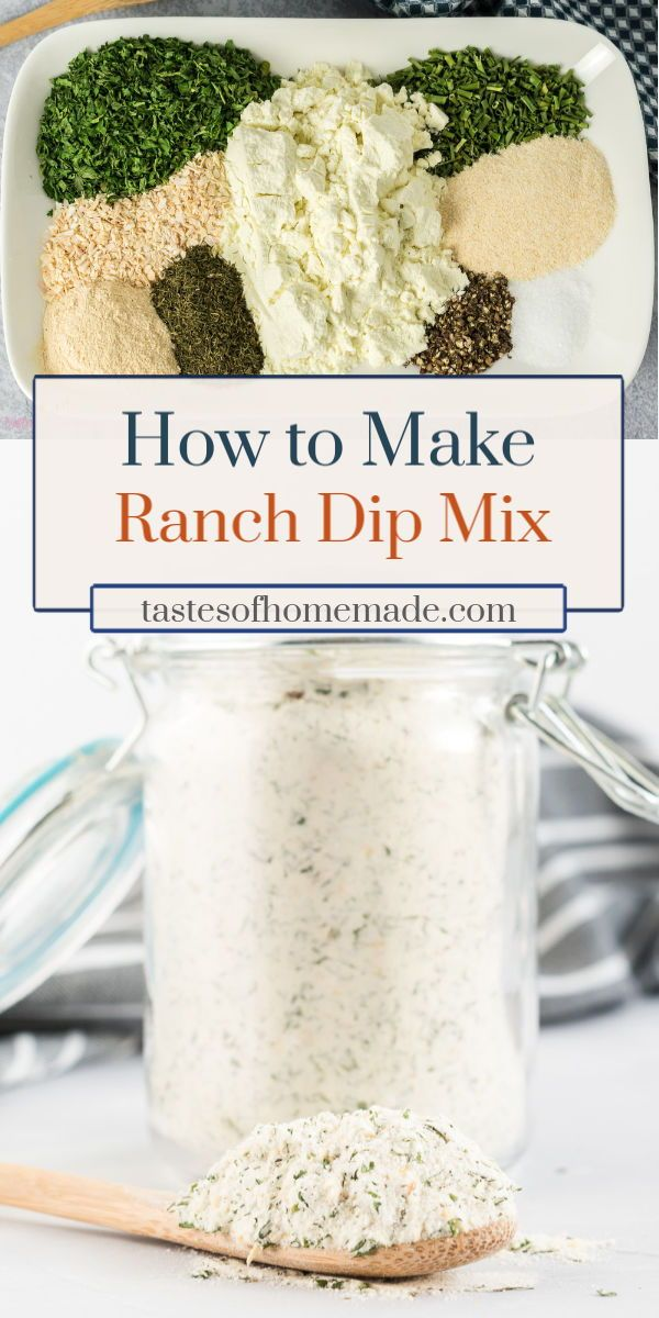 Buttermilk Ranch Dressing Mix Recipe In 2020 Homemade Ranch Mix Homemade Ranch Dressing Mix Food