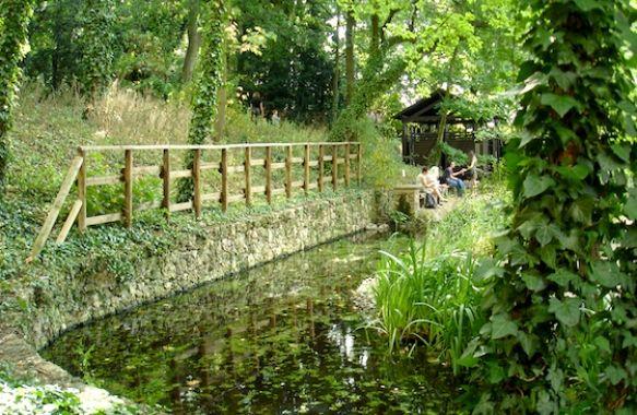 Les 160 meilleures images concernant parcs et jardins sur for Jardin 75018