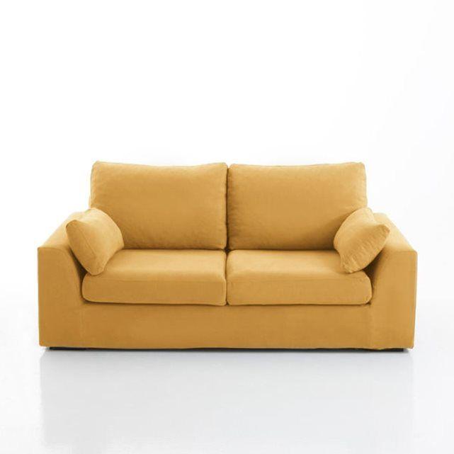 Canapé 2,3 ou 4 places, fixe, confort supérieur, c La Redoute Interieurs