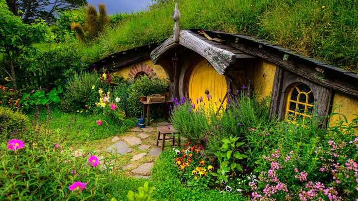 Hobbit Hole Dream House Hobbit Home Dream Home Hobbit House Fairytale