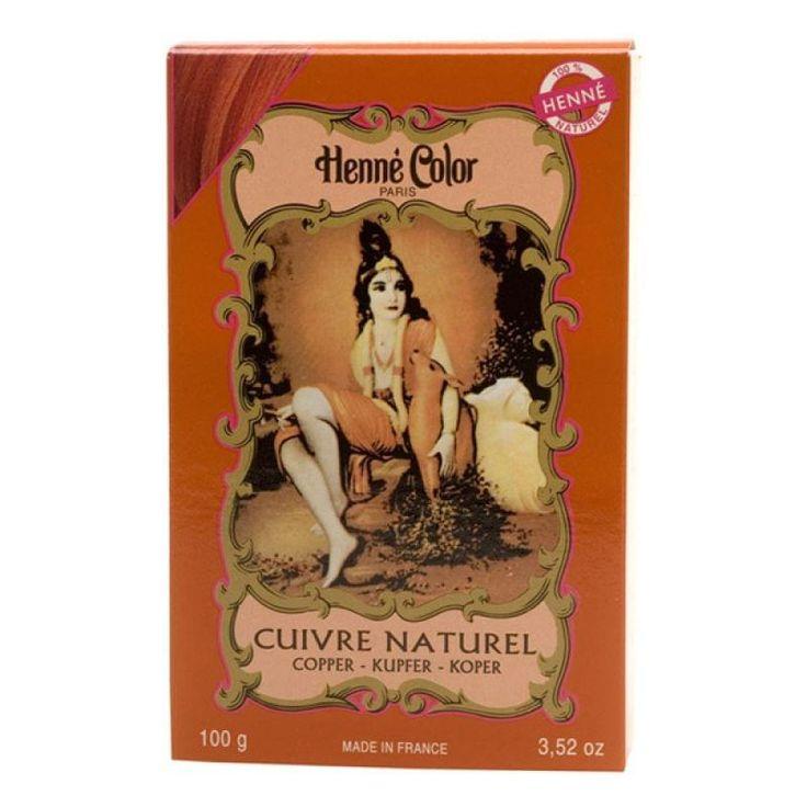 coloration en poudre henn color henn color infos et avis - Coloration Au Henn Auburn