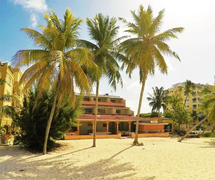 Salt Ash Hotel - A good option if you're visiting Barbados on a budget...