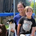 Riley Martin, a four-year-old boy with down syndrome, went missing with his three family dogs Wednesday. The search for Riley and his dogs, Missy a ten-month old kelpie and two fox terriers Nitro and Bruno, went on for 19 hours. The four went missing from their home just north of Sydney, Australia
