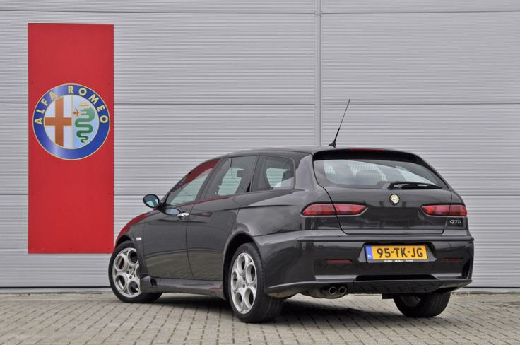 #Alfa #Romeo #156 #GTA