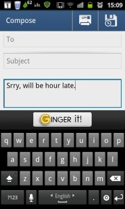 Ginger Software Brings Its Proofreading Keyboard To Android To Let You Fix Typos & Grammar In Any App