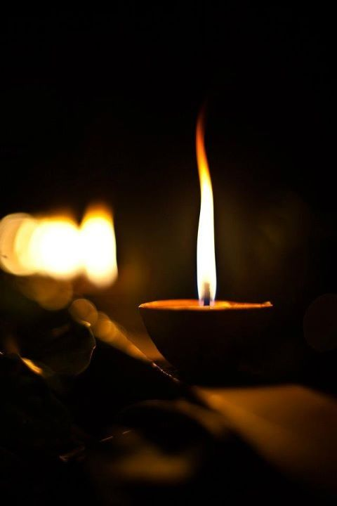 ^Love candlelight