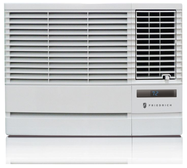 Chill 7800 BTU Energy Star Window Air Conditioner with Remote
