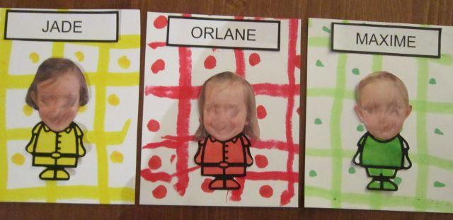 étiquettes porte manteaux - Porte-manteaux - Galerie - Forums-enseignants-du-primaire