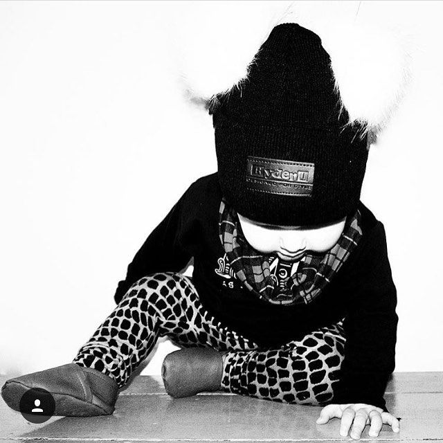 M A S O N ••• Soooo please to finally have @macefaceclarke In some of our harems!! This poorly bum is making his Not Quite Cheetah pants look really fricking cool. What a Dude!  These will be available again when we open up for orders after Christmas ✌️️ #coolkid #milkanddagger #comfytum #organic #dude